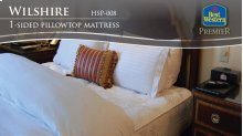 Hospitality Collection - Wilshire - Pillowtop - Queen