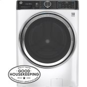 5.0 cu. ft. Capacity Smart Front Load ENERGY STAR® Steam Washer with SmartDispense™ UltraFresh Vent System with OdorBlock™ and Sanitize + Allergen