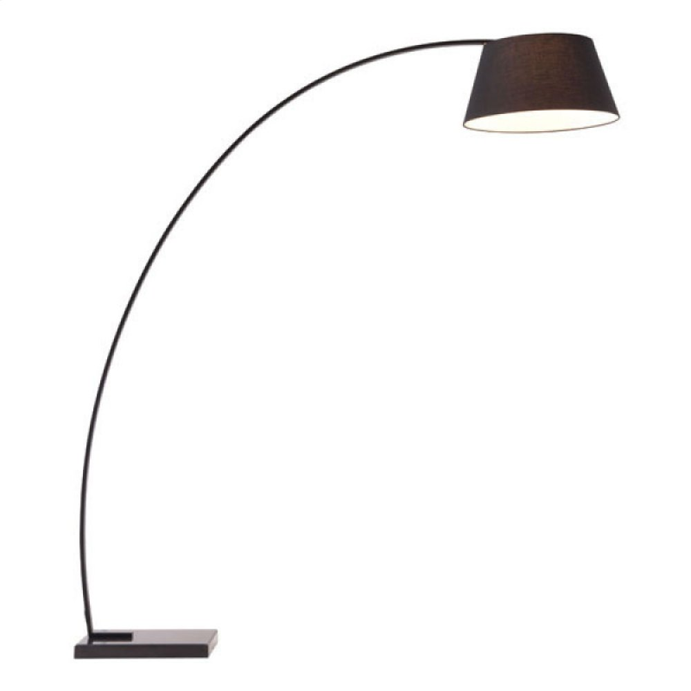 Vortex Floor Lamp - Black