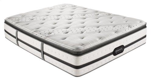 Beautyrest - Black - 2014 - Evie - Plush - Pillow Top - Cal King
