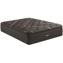 Beautyrest Black C-Class - Plush Pillow Top - Queen Mattress Only