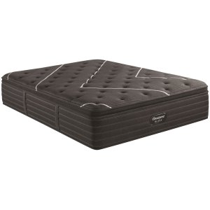 SimmonsBeautyrest Black - C-Class - Plush - Pillow Top - Queen