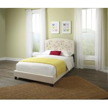 Twin Kourtney Footboard & Rails