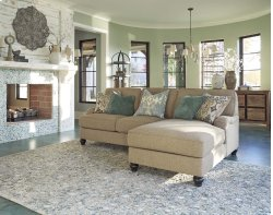 Julesburg - Sand 2 Piece Sectional