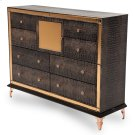 Upholstered Dresser Product Image