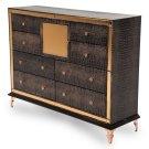Upholstered Dresser Product Image