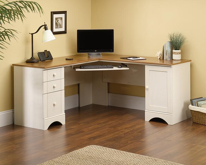 Sauder Corner Computer L Shaped Desk