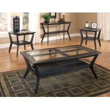 Caliente Black Tables