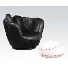 Baseball Chair , Ottoman