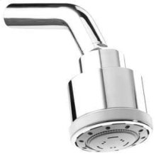 Chrome Plate Variable shower head with arm