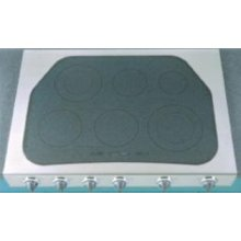 """36"""" Electric Cooktop without Backsplash"""