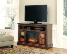 North Shore - Dark Brown 2 Piece Entertainment Set