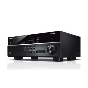 YamahaRX-V385 Black 5.1-Channel 4K AV Receiver