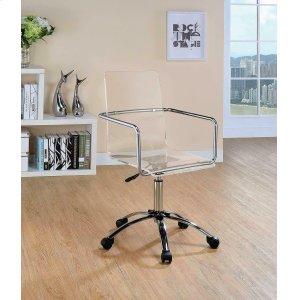 CoasterContemporary Clear Acrylic Office Chair