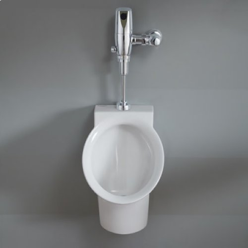 decorum-0125-gpf-urinal-system-with-selectronic-battery-powered-flush-valve-24185 - White