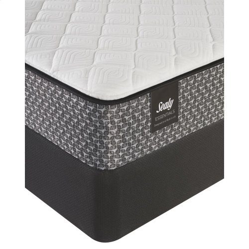 Sealy Essentials - Happiness - Cushion Firm - King