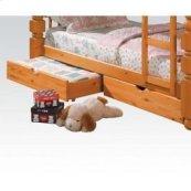 Honey Oak 2pc Drawer for 2575c