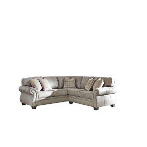 Ashley Furniture Olsberg - Steel 2 Piece Sectional