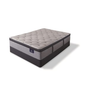 SERTAPerfect Sleeper - Hybrid - Gwinnett - Firm - Pillow Top - Cal King