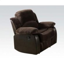 Brown Champion , Pu Recliner