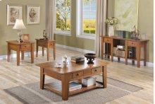 Ezra Oak Coffee Table