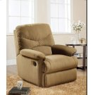 LIGHT BROWN MFB RECLINER Product Image