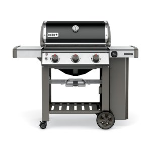 WeberGenesis II E-310 Gas Grill Black Natural Gas
