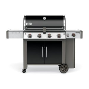 WeberGenesis II LX E-440 gas Grill Black Natural Gas