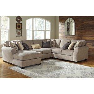 Ashley Furniture Armless Loveseat