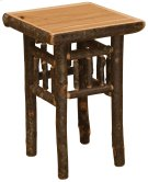 Hickory Open Nightstand - Espresso Product Image