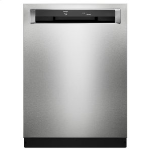 KitchenAid39 DBA Dishwasher with Fan-Enabled ProDry System and PrintShield Finish, Pocket Handle Stainless Steel with PrintShield™ Finish