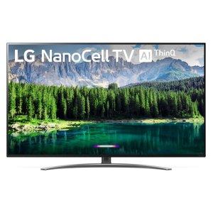LG ElectronicsLG Nano 8 Series 4K 49 inch Class Smart UHD NanoCell TV w/ AI ThinQ® (48.5'' Diag)