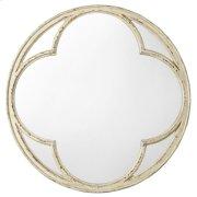 Bedroom Auberose Round Mirror Product Image