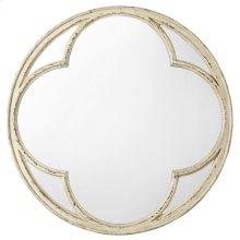 Bedroom Auberose Round Mirror