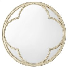 Bedroom Auberose Round Mirror