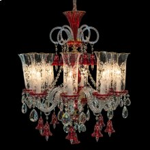 Winter Palace 8 Light Chandelier