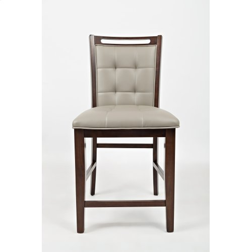 Manchester Upholstered Counter Stool