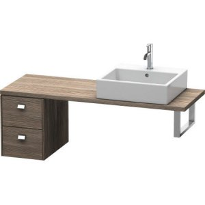 Brioso Low Cabinet For Console Compact, Pine Terra (decor)