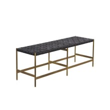 Omari Bench - Black