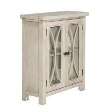 Bayside 2 Door Cabinet - Antique White