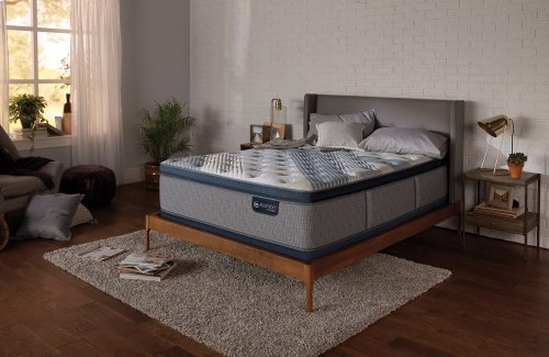 iComfort Hybrid - Blue Fusion 4000 - Plush Pillow Top