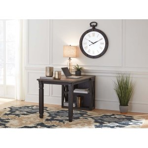 AshleySIGNATURE DESIGN BY ASHLEYTyler Creek - Grayish Brown/Black 2 Piece Home Office Set