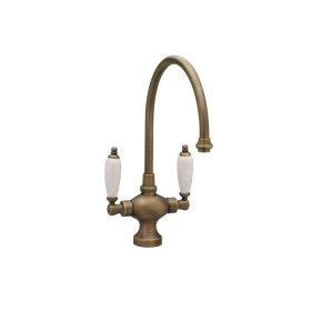 Kitchen & Bar Single Hole Bar Faucet K8158BH - Satin Gold