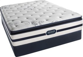 Twin Beautyrest Recharge Audrina Luxury Firm Pillow Top Sanitized Mattress