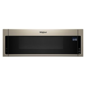 1.1 cu. ft. Low Profile Microwave Hood Combination - SUNSET BRONZE