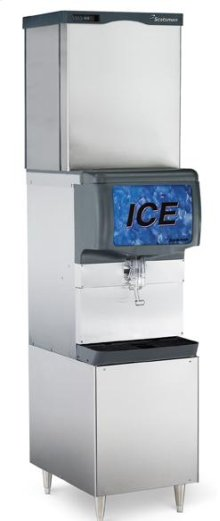 800 lb Prodigy Eclipse Remote Cooled Modular Cube Ice Maker