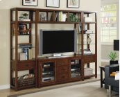 """Home Entertainment Danforth Wall Group w/56"""" Console"""