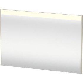 Mirror With Lighting, Taupe Matt (decor)