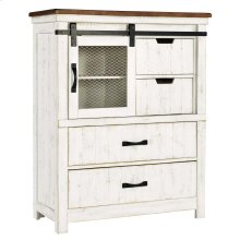 Four Drawer Chest