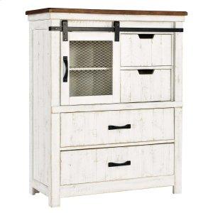 Ashley Furniture Four Drawer Chest
